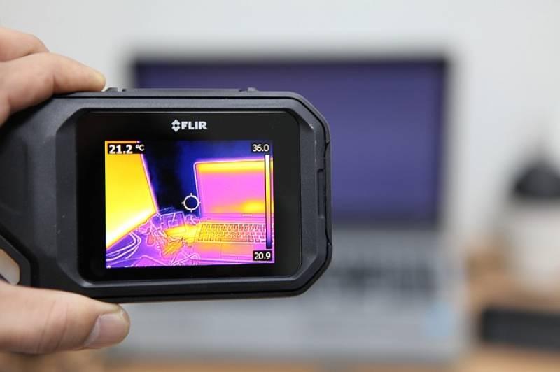 Comment fonctionne une caméra infrarouge thermique?